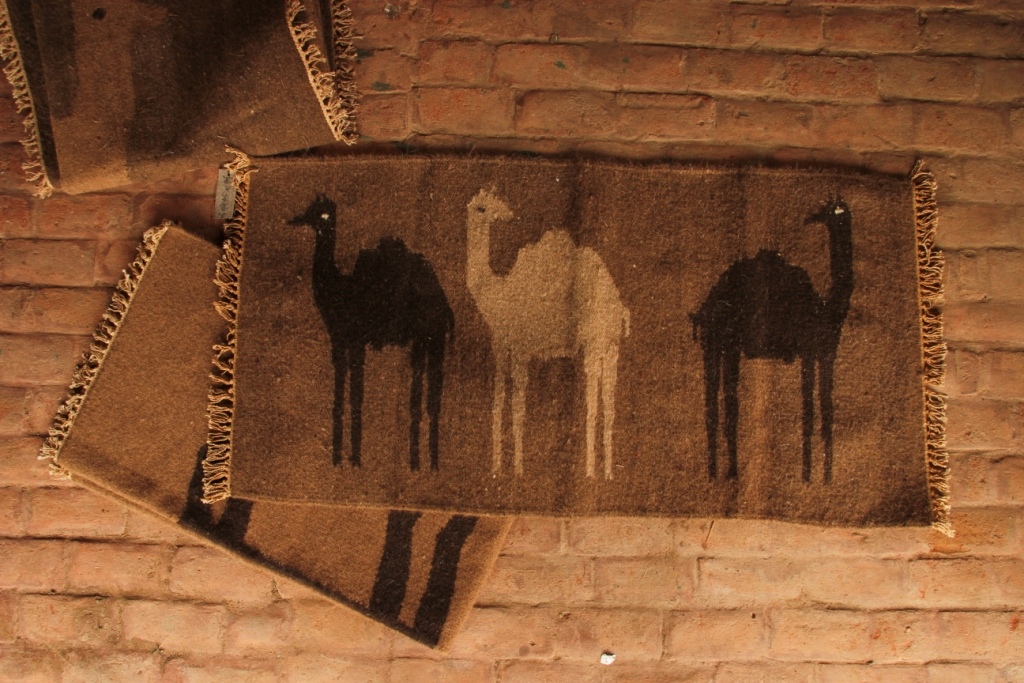 desert pads